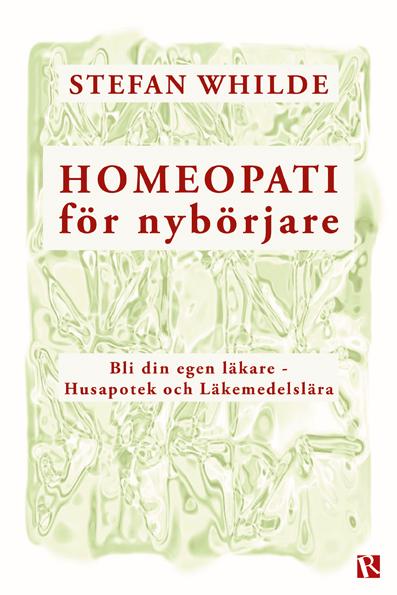 Omslag Homeopati för nybörjare