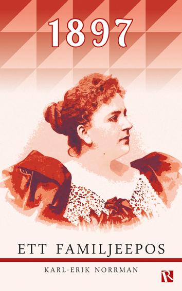 Omslag 1897 : Ett familjeepos