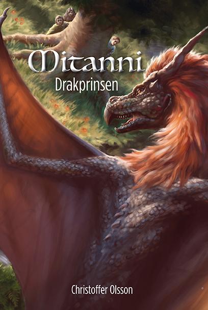 Omslag Mitanni : Drakprinsen