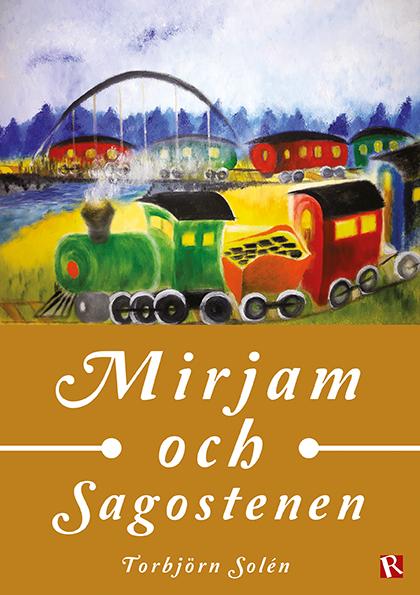 Omslag Mirjam och Sagostenen