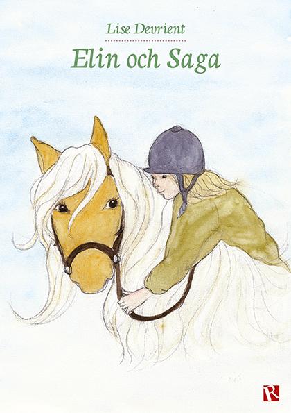 Omslag Elin och Saga