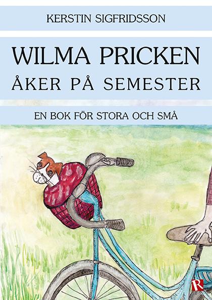 Omslag Wilma Pricken åker på semester