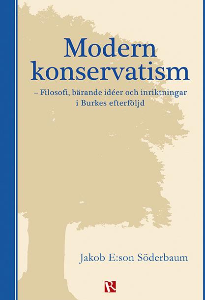 Omslag Modern konservatism