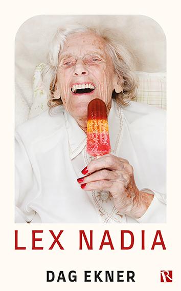 Omslag Lex Nadia