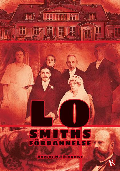 Omslag LO Smiths Förbannelse