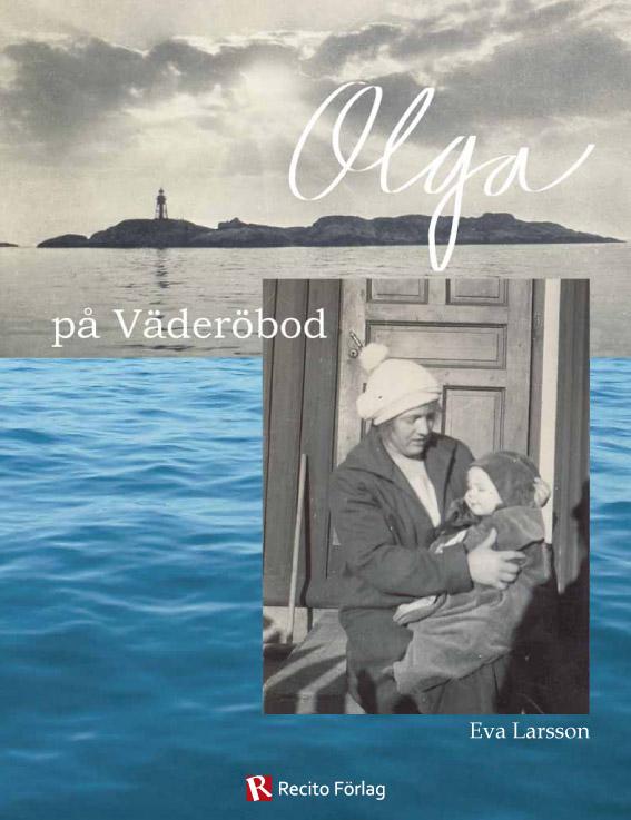 Olga på Väderöbod av Eva Larsson